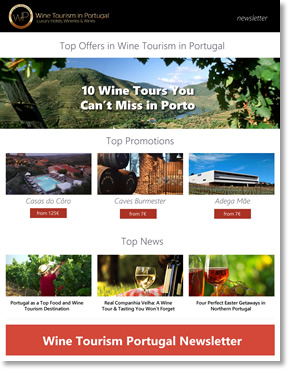 Newsletter WineTourismPortugal