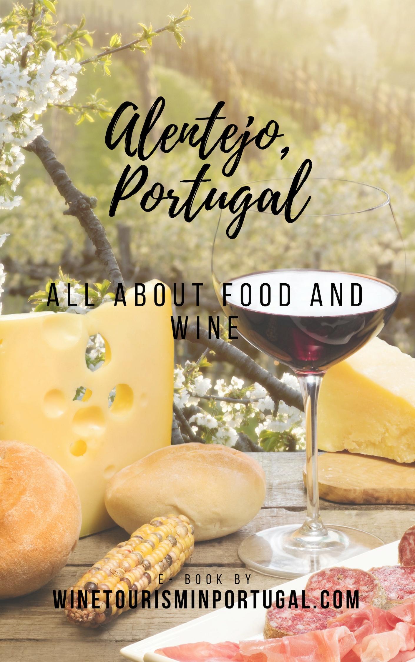 E-book Alentejo Food and Wine