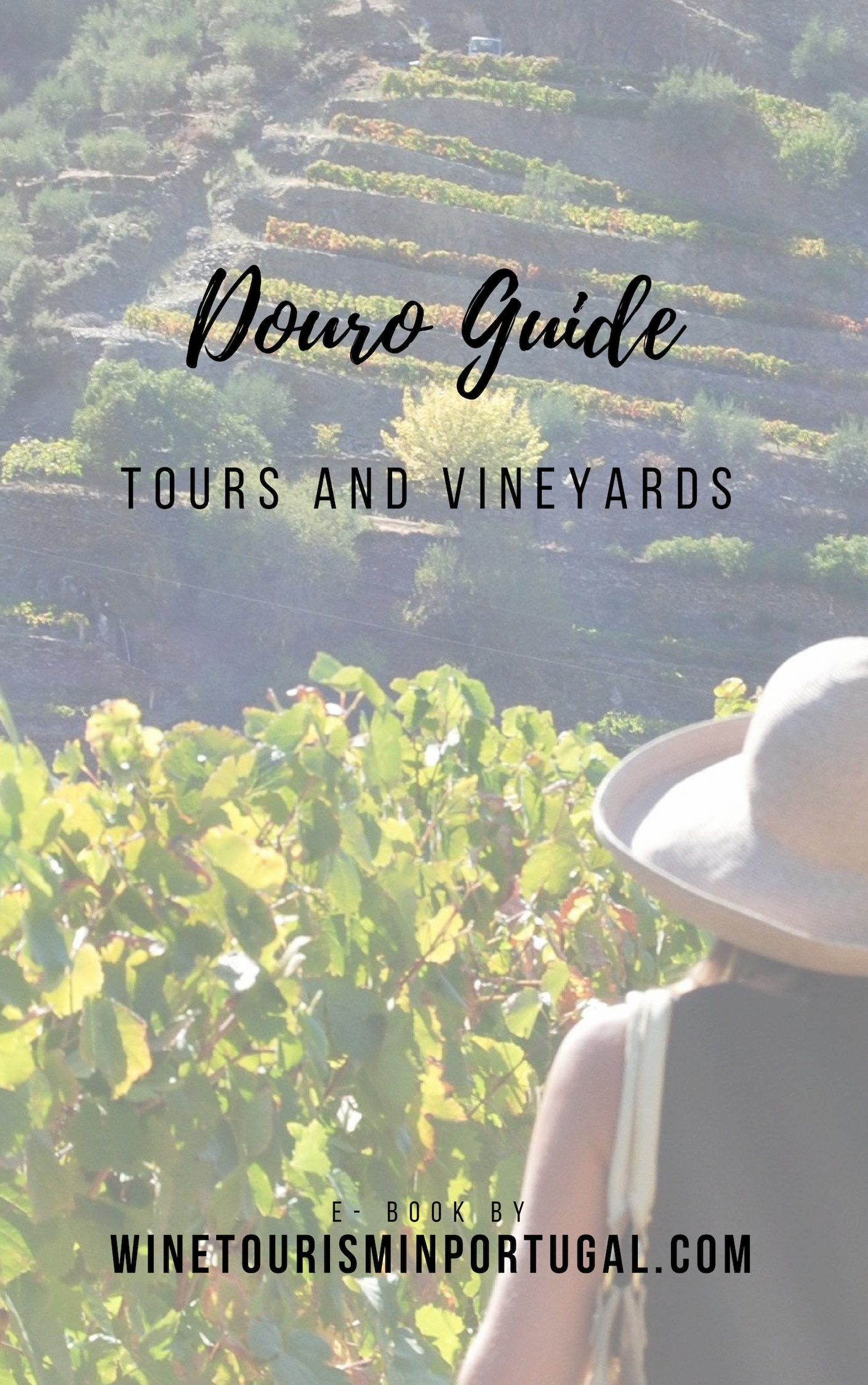 E-book Douro Guide - Vines and Vineyards