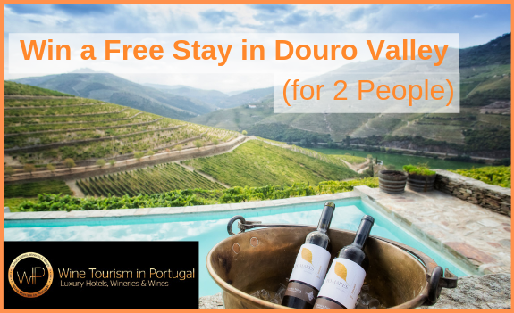 Win a Free Stay in Douro Valley-1