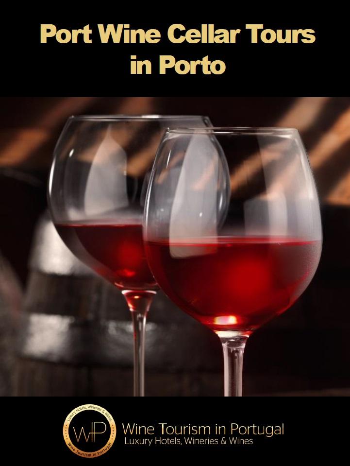 Port Wine Cellar Tours Guide
