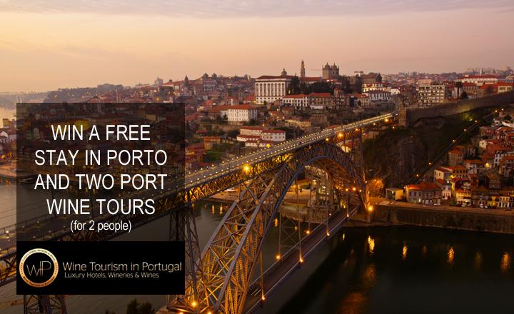 Porto and Port Wine Tour Contest