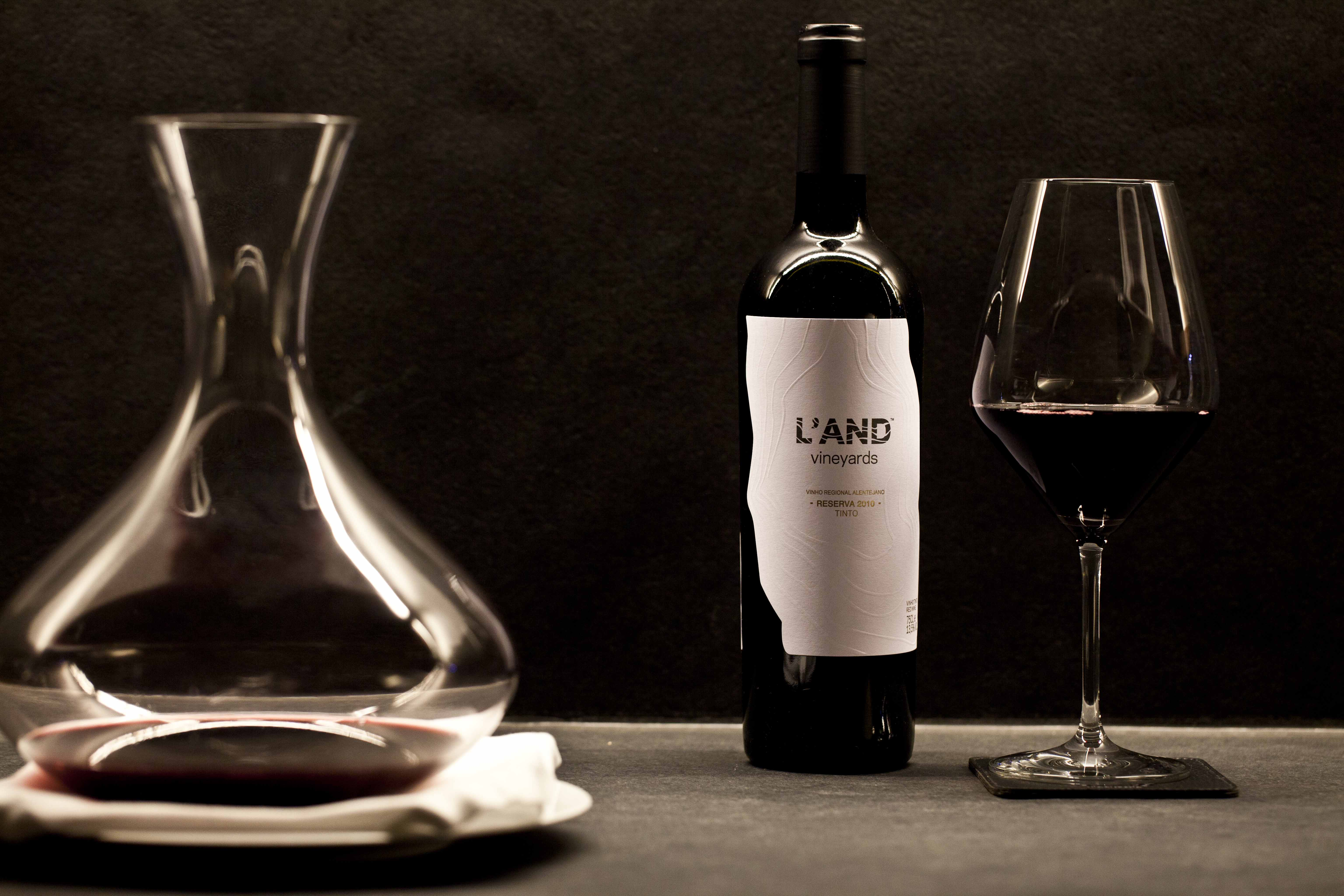 LAND wine